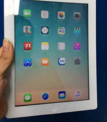 Apple Ipad 3 4g wifi bh 1 th