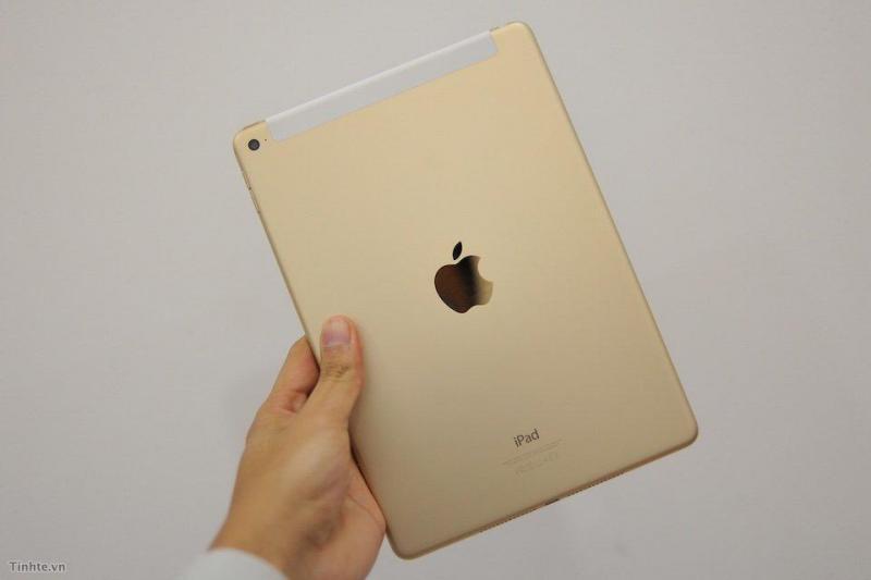 IPad mini 3 màu Gold đầy đủ wifi 4G bản 16GB