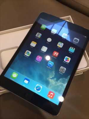 Apple Ipad Mini 2 only wifi