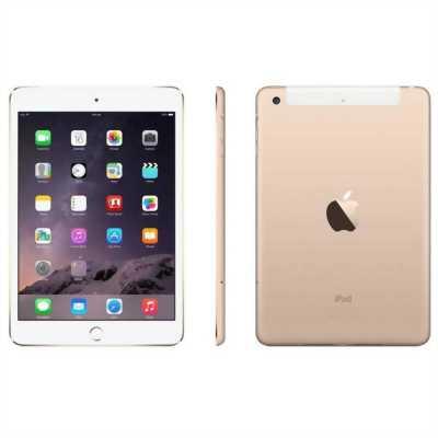 Apple Ipad Mini 3 16 GB Gold Wifi + 4G Zin Đẹp 98%