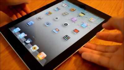 Ipad2 16gb Wi-Fi + 3G đầy đủ