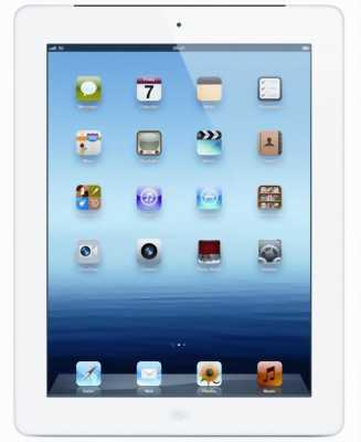 Apple Ipad 4 32 GB 4G màu trắng