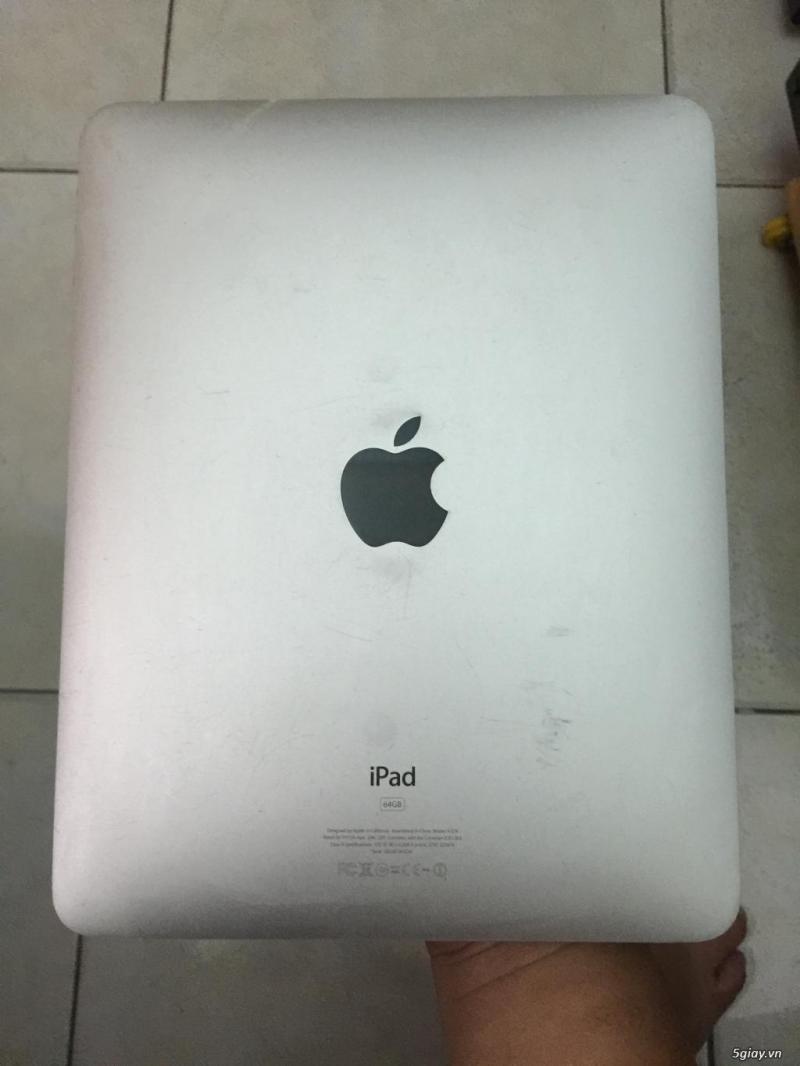 IPad 1 bản Only wifi dung lượng 16GB
