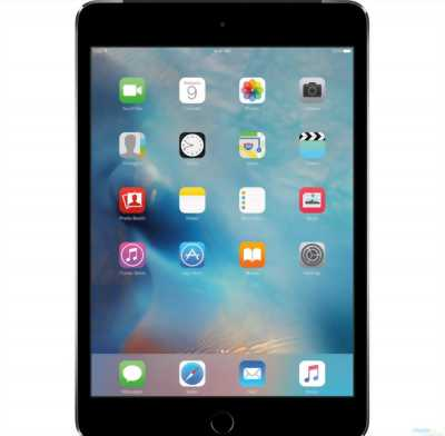 Ipad mini4 wifi 4g 32gb Space Grey full box