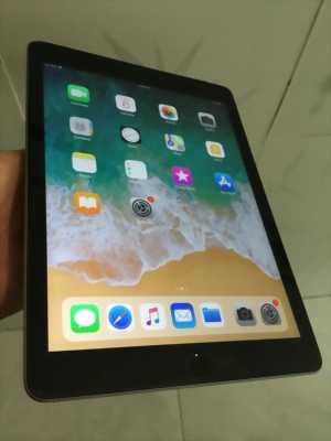 Bán ipad gen5 đen wifi 32gb zin 99% còn BH apple