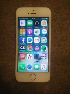 Iphone 5s 16g QT MVT màu trắng