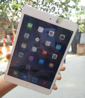 Ipad mini 2 wifi 16gb trắng