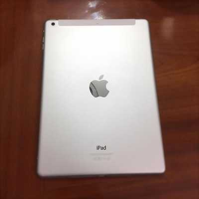 Ipad Air I.Màu trắng.có dùng sim.icloud chính chủ