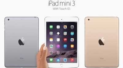 Apple iPad Mini 3