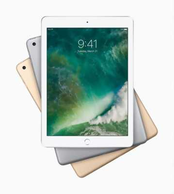 IPad New 2017 Bản wifi 128G