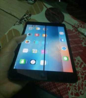 ipad mini lỗi sọc màn hình