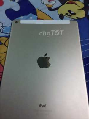 Ipad air 2 gold 16gb có 4gb + wifi