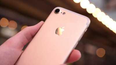 Điện thoại I7 32gb rose gold