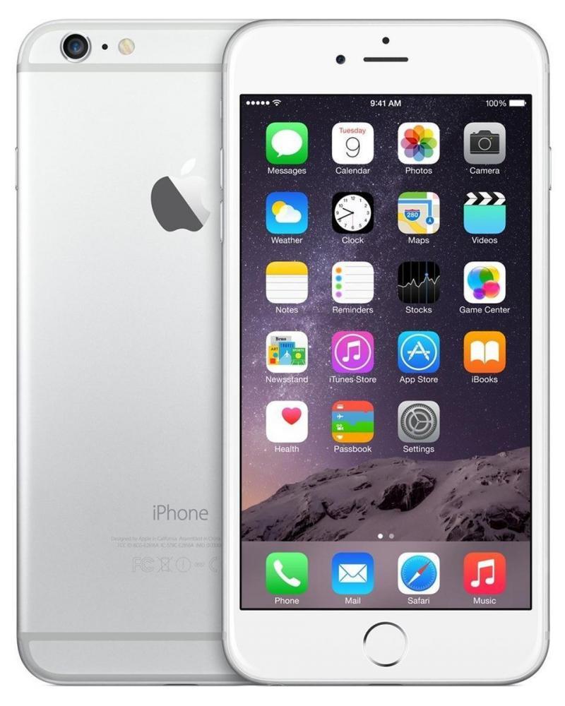 IPHONE 6 64GB BẠC LL/A ZIN ĐẸP 99%,(BÁN TRẢ GÓP)