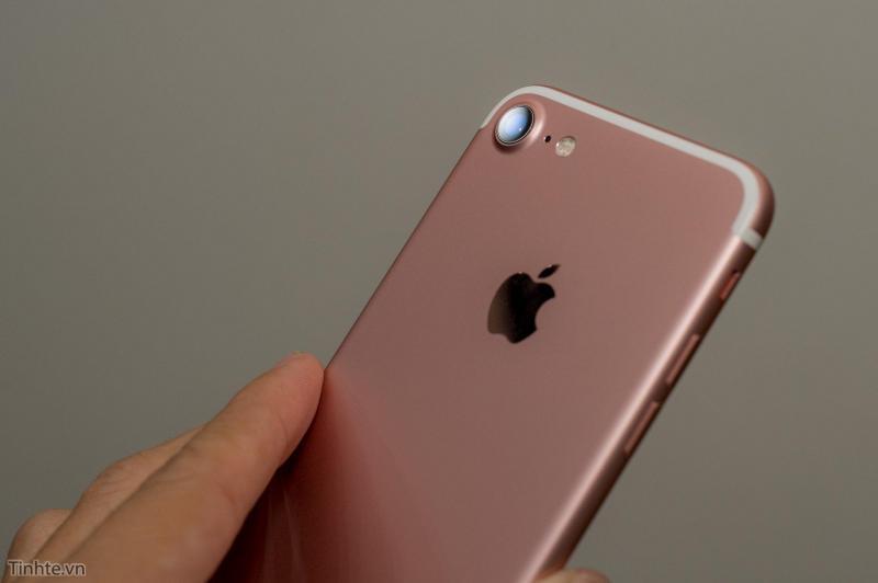 IPHONE 7 32GB HỒNG MÁY MỸ ĐẸP 99%(BÁN TRẢ GÓP)