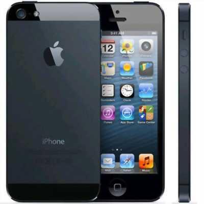 Apple Iphone 5 đen v/n lên vỏ Se đẹp có đổi adroin
