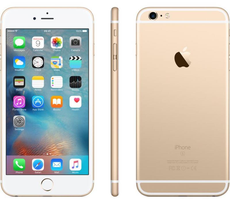 Iphone 6S 16 GB vàng (clock)