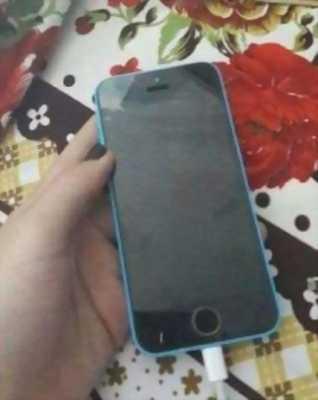 Cần bán iphone 5c xanh dương siêu độc lạ giá rẻ bất ngờ