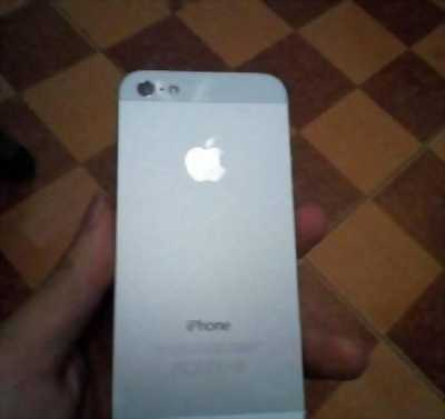 Mình cần bán gấp Iphone 5 thường 16gb silver màu trắng đẹp