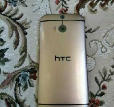 Cần bán lại máy Htc One M8 màu vàng siêu đẹp