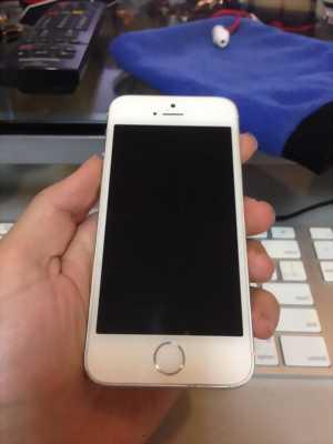 phone 5S lock trắng docomo 16G jailbreak