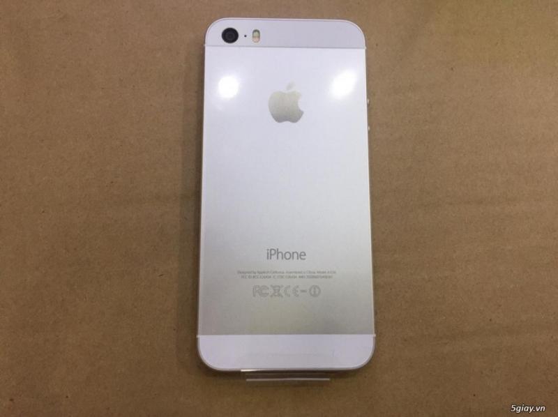 Iphone 5s 16Gb chính hãng.
