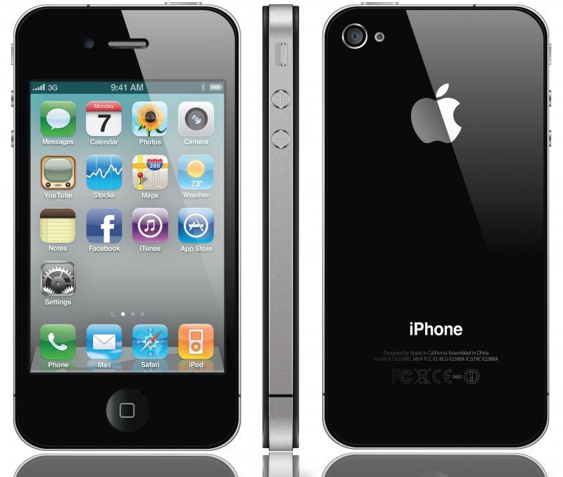 Apple Iphone 4 16 GB Đen tại Hà Nội