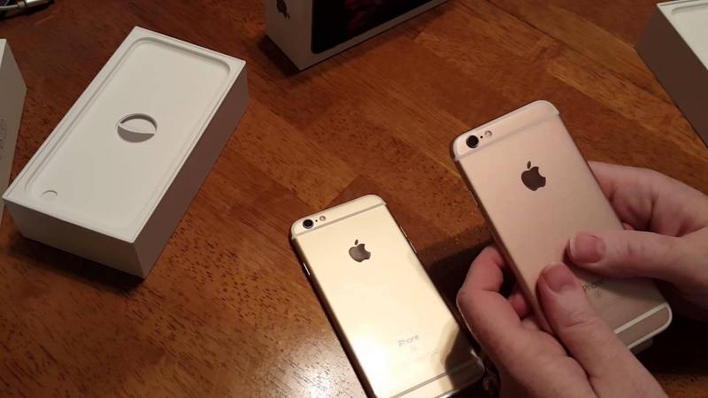Iphone 6 Vàng 64 GB zin đẹp