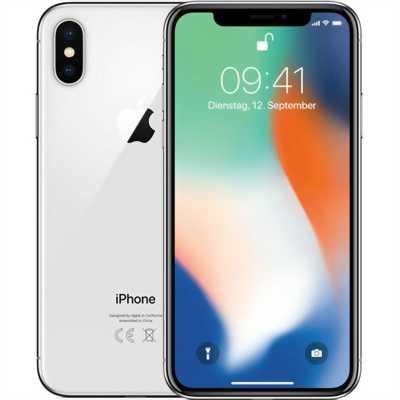 Bán Iphone X Lock 256G Nhật mới 100%