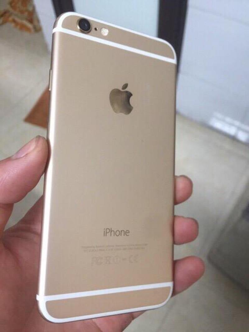 IPhone 6 vàng 16gb đẹp 99% vì cần tiền gấp nên bán giá rẻ
