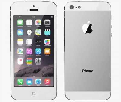 Điện thoại iPhone 5s quốc tế máy Ok ở Hải Dương