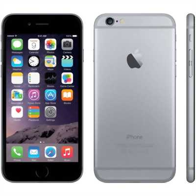 Apple Iphone 6 plus bạc