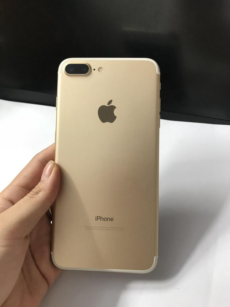 Apple Iphone 7 plus 32 GB vàng hồng zin all