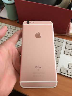 iPhone 6S plus Vàng hồng quốc tế 16gb nguyên zin