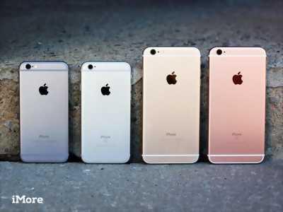 Iphone 6s 16g QT, nữ dùng còn mới