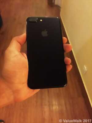 Apple iPhone 7 plus 128 GB đen