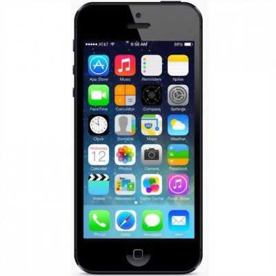 iPhone 5G 16GB vỏ mới bảo hành 1 tháng có giao lưu
