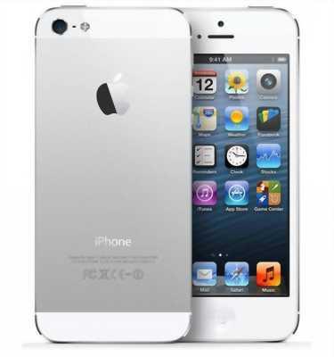 Bán iPhone 5S Bạc 16GB VN