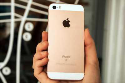 Apple iPhone SE Vàng hồng full