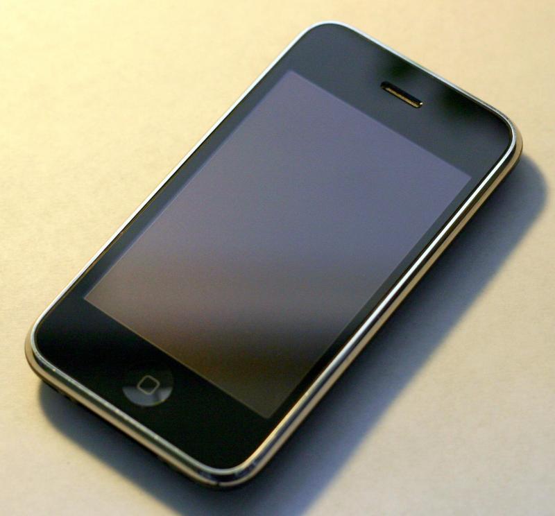 Bán iPhone 3s đen