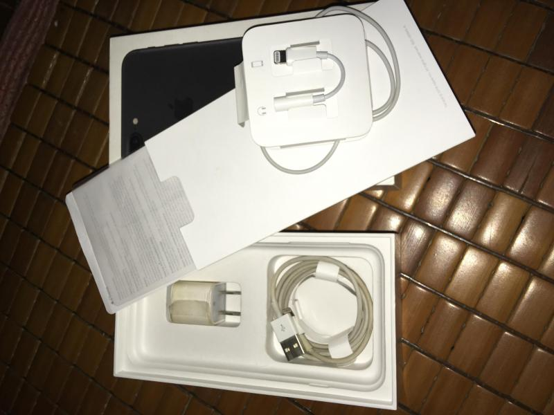 Iphone 7plus 32gb, full box nguyên bản