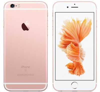 Iphone 6s hồng 64g vỏ đẹp không tỳ vết