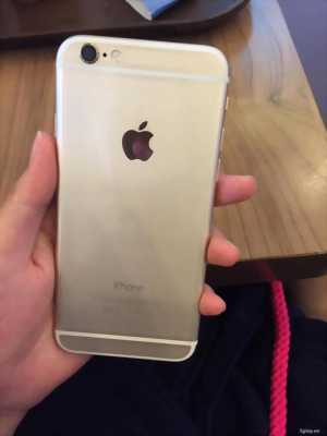 Apple Iphone 6 plus 16 GB vàng mất vân tay