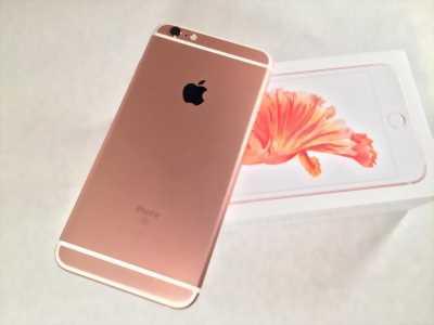 Apple Iphone 6S Plus vàng hồng quốc tế. VT nhạy