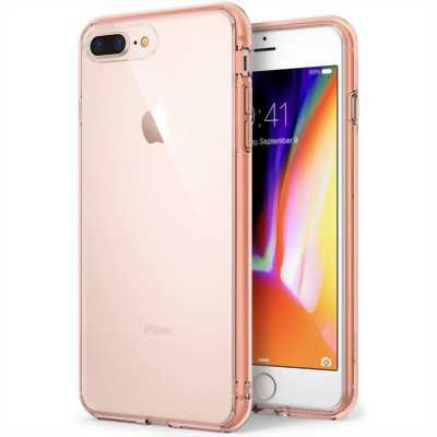 Apple Iphone 8 plus vàng đập hộp