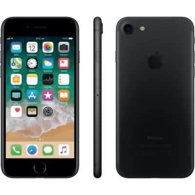 Apple iPhone 7 đen 32gb