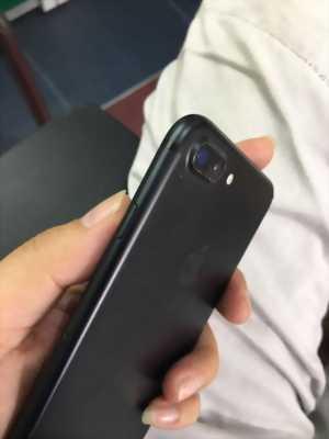 Bán iphone 7 plus đen nhám 32gb 97%