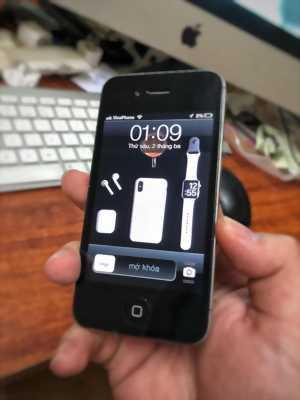 Bán iPhone 4S 16GB Black Quốc Tế Zin Full iOS 6.1.3