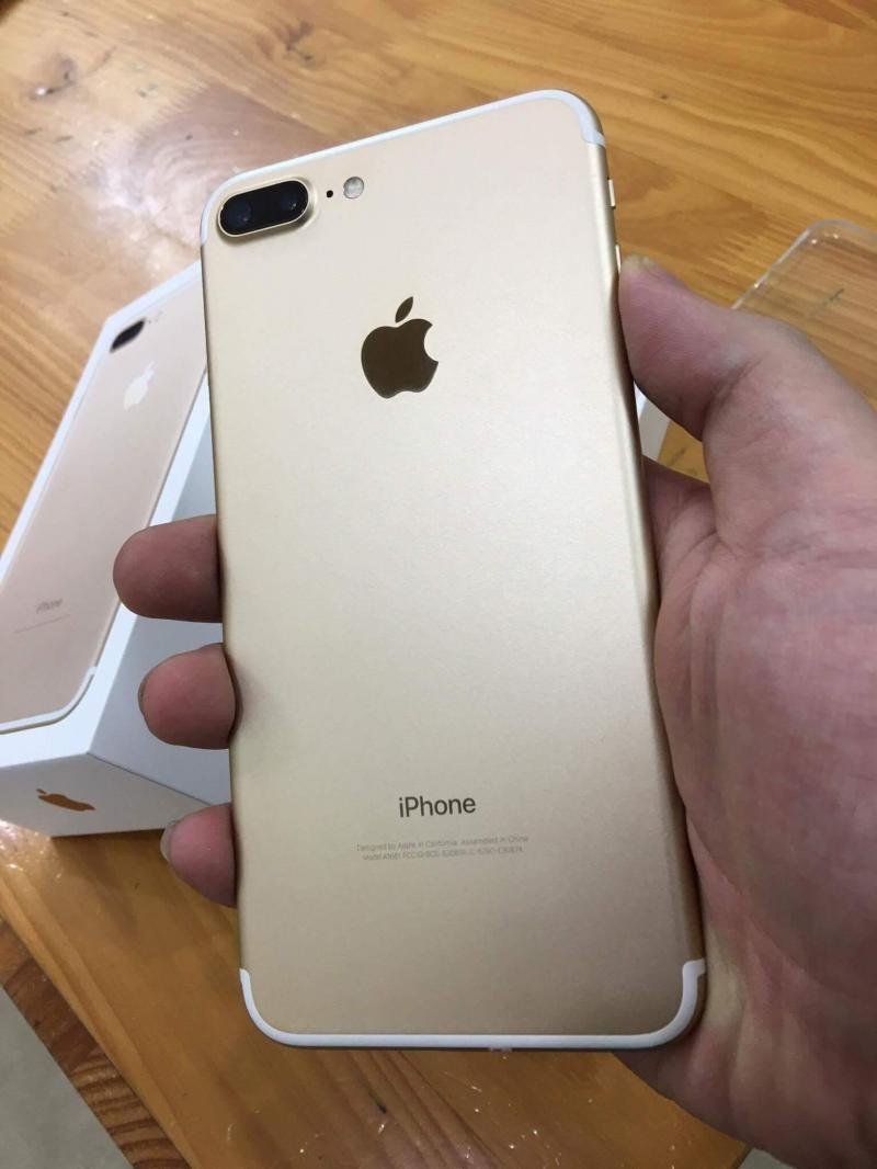 Apple Iphone 7 plus 32 GB vàng tại Nghệ An.