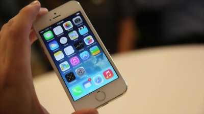 Iphone 5S vàng đồng zin